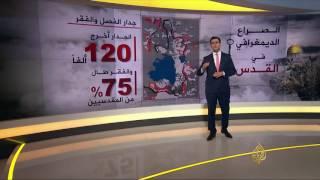 الصراع الديمغرافي في القدس