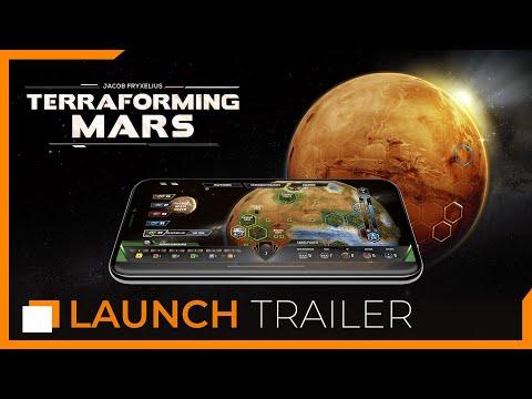 Скриншот №1 к Terraforming Mars