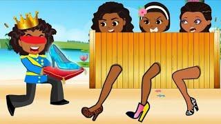 ¡Moana y Maui saliendo con la historia de amor 💖 Skip To My Lou 💖Cartoon Para Niños