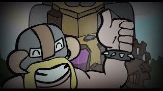 ''Clash On!'' - Ein original Clash of Clans Animation Musik Video