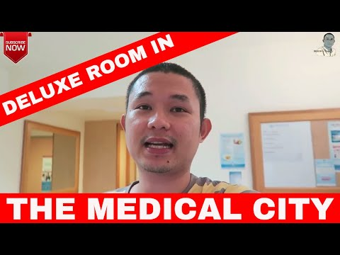 The Medical City DeLuxe Room Tour