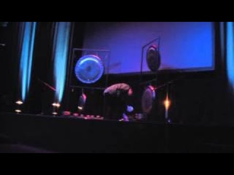 Gong Act (Valekriy) Music Performance at 2017 Breakthrough Energy Conference