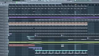 Hot Uplifting Trance made in FL Studio 10.8