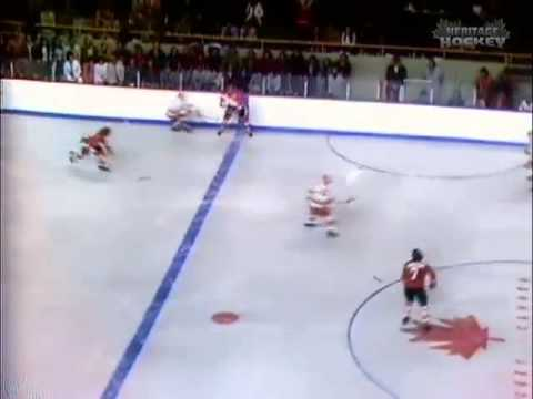 Vladimir Petrov - 1972 Summit Series Game 3, Goal 2
