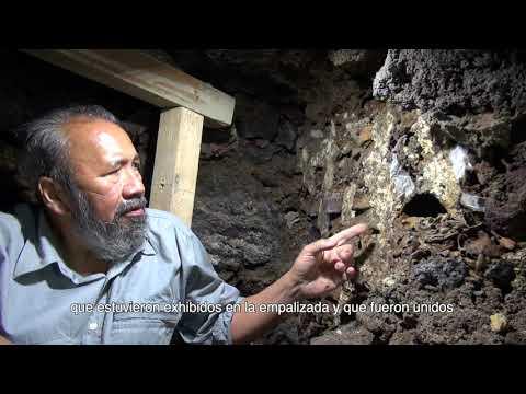 Nuevos hallazgos en el Tzompantli de Tenochtitlan