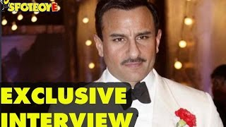EXCLUSIVE Phone Conversation With Saif Ali Khan by Vickey Lalwani - Part 2 | SpotboyE