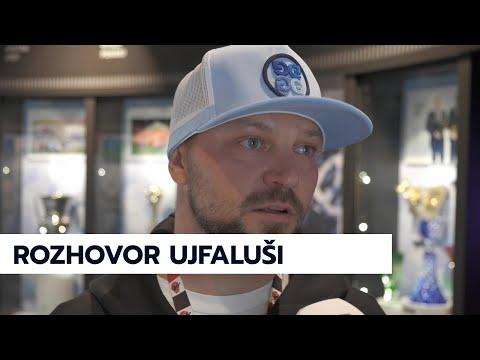 Tomáš Ujfaluši: Pro mě je pozitivní, že se vracím zpátky k fotbalu