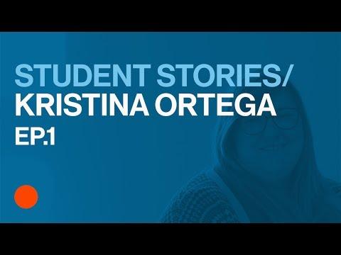 Kristina Ortega - Media Design Practices, Ep. 1, Student/Space