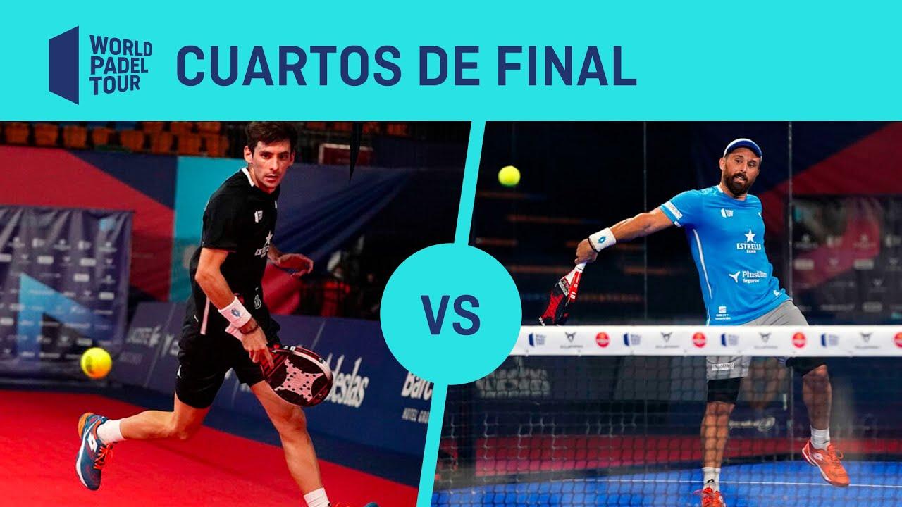Resumen cuartos de final Sanyo/Stupa Vs Mati/Maxi Estrella Damm Menorca Open