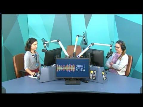 Câmara é Notícia 13H30 | Coluna semanal explica reforma da Previdência - 22/02/2019