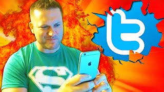 I Read Mean Tweets From Fans (Roast of Chaos)