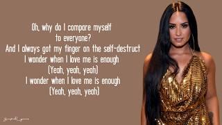 Demi Lovato - I Love Me ()
