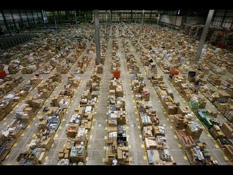 Death in an Amazon Warehouse (w/ Dave Jamieson)