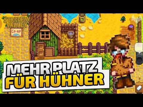 Mehr Platz für Hühner - ♠ Stardew Valley Multiplayer ♠ - Deutsch German - Dhalucard