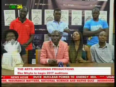 Uncle Ebo Whyte to begin 2017 Auditions