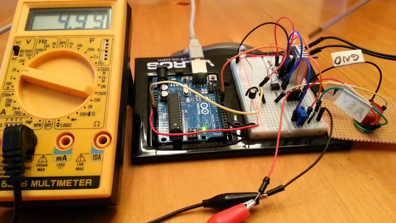 Home Automation and Security Using Arduino