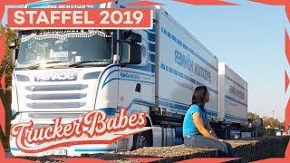 Schöne Momente: Katrin genießt die letzte Tour mit Maggy in Österreich! | Trucker Babes | kabel eins