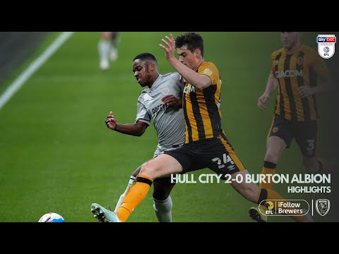 Hull Burton Goals And Highlights