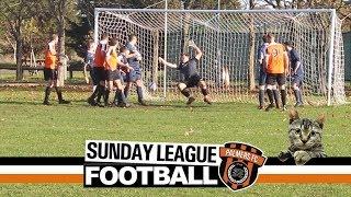 Sunday League Football - LIKE A CAT!