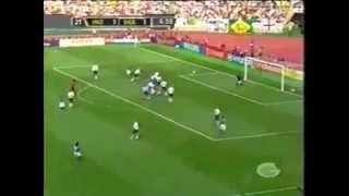Ronaldinho'dan Müthiş Frikik Golü - dakikaspor.org