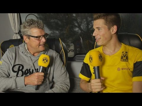Trainingslager-Tagebuch: MAN-Interview mit Erik Durm | BVB