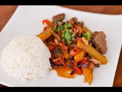 Recipe for peruvian lomo saltado youtube recipe for peruvian lomo saltado forumfinder Choice Image