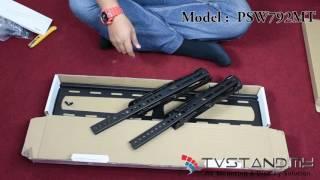 Unboxing | Tilt LCD LED TV Wall Mount Upto 32