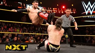 Finn Bálor vs. The Brian Kendrick: WWE NXT, February 25, 2015