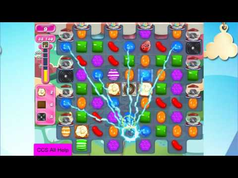 Candy Crush Saga Level 2334 NO BOOSTERS Cookie