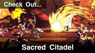Check Out - Sacred Citadel