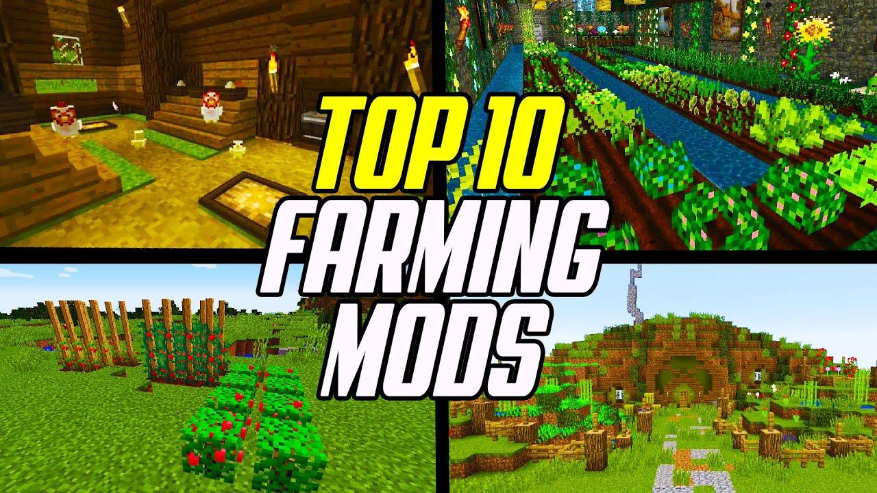 Top 11 Minecraft Farming Mods