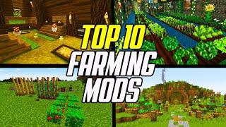 Top 10 Minecraft Farming Mods