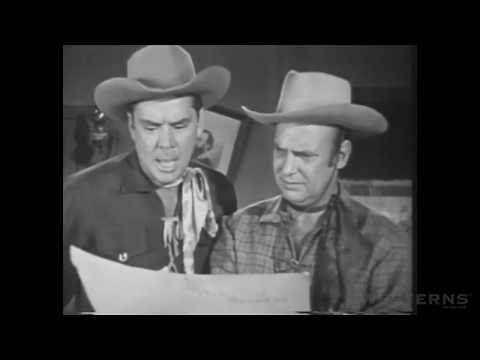 Cowboy G Men GHOST TOWN MYSTERY western TV show episode full length