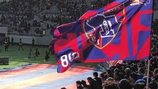 スカパラLIVE FC東京開幕戦 味の素スタジアム.