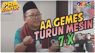 Eko Kuntadhi & Mazdjo Pray: AA GEMES TURUN MESIN 7X (Pra Kontro #41)