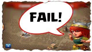 RH8 LIVE CLANKRIEG- WIE FAILT MAN EIGENTLICH RICHTIG? | Clash of Clans Deutsch | Let´s Play COC