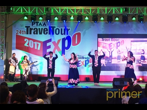 Highlights: Day 1 of 24th Travel Tour Expo