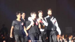 [fancam] 161218 신화(SHINHWA) 콘서트_15.How Do I Say