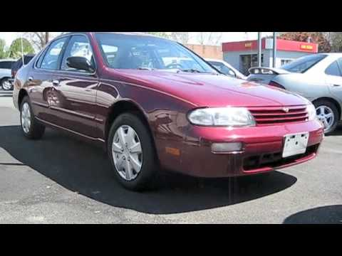 1996 nissan altima after complete detailing youtube 1996 nissan altima after complete detailing