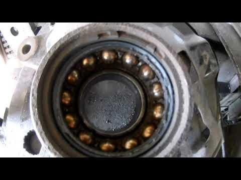 Mazda 6 Замена подшипника ступицы! Закис шрус и датчик АБС!
