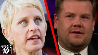 Top 10 Celebrities Who Tried To Warn Us About James Corden