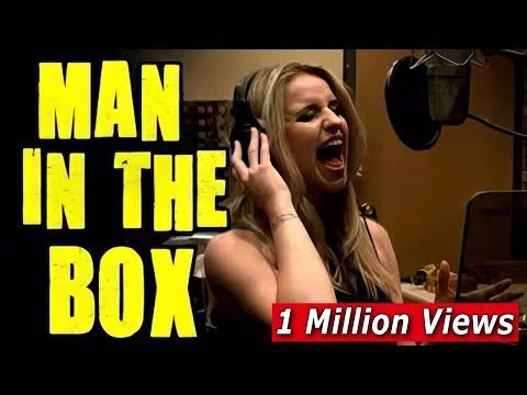 Man In The Box - Gabriela Gunčíková - Alice In Chains-COVER-Layne Staley - Ken Tamplin Vocal Academy