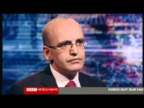 BBC Hardtalk - Turkey's Finance Minister Mehmet Simsek 2/2