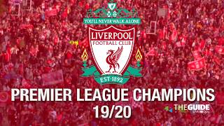 Liverpool fc - premier league champions 19/20our website: http://www.theguideliverpool.comsubscribe: http://goo.gl/p9czemtwitter: https://goo.gl/i59t58facebo...