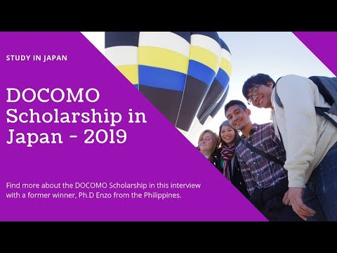 SCHOLARSHIP STUDENT FROM THE PHILIPPINES