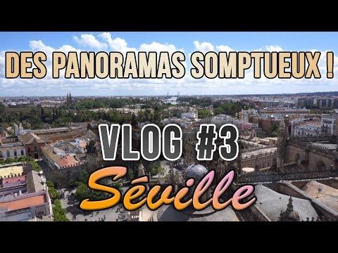 VLOG #3 Séville suite et fin, la chancla