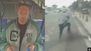 White Man Identified As Beating a 65yr Old Man