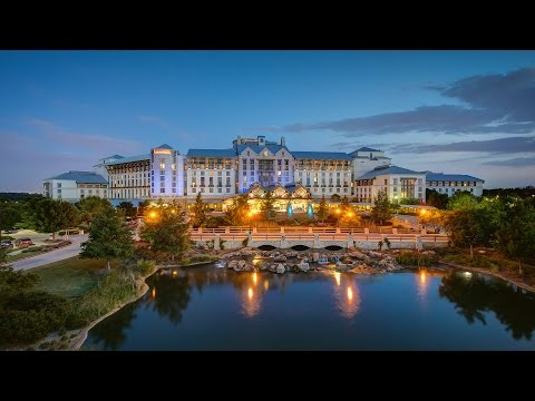 Experience Gaylord Texan