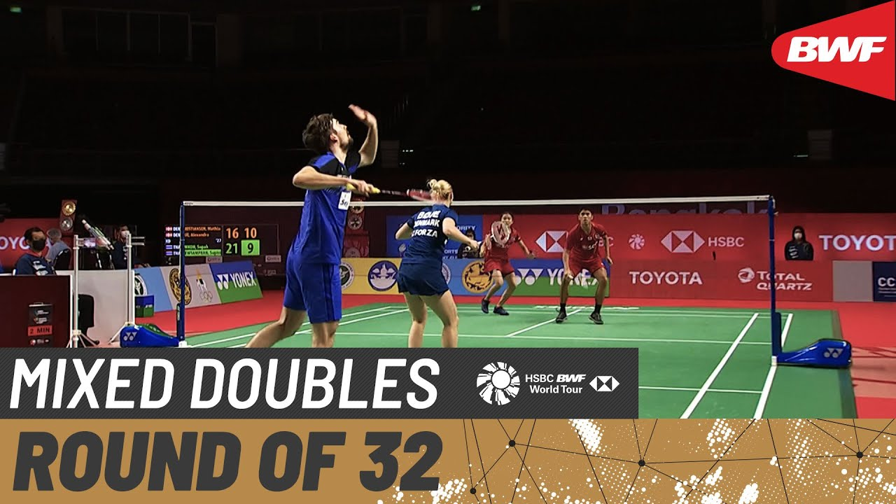 Download TOYOTA Thailand Open | Day 2: Christiansen/Bøje (DEN) vs. Jomkoh/Paewsampran (THA)