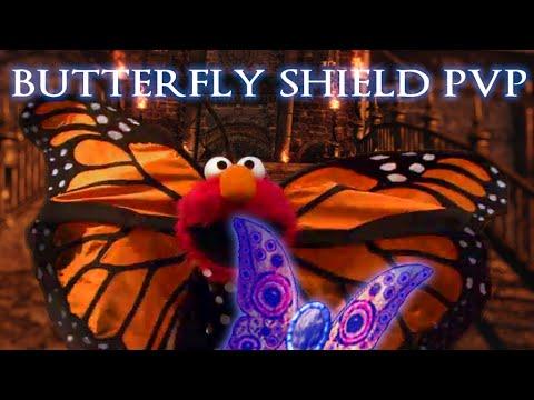 Butterfly Shield PvP- Sting like a Butterfly -DarkSouls II